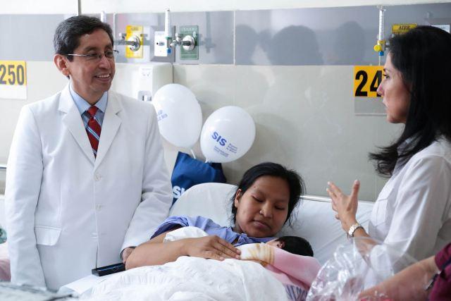 49 hospitales nuevos ya se est n construyendo en el per for Ministerio de salud peru