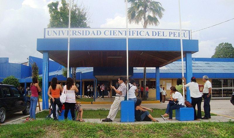 Universidad Cientifica del Peru - Loreto