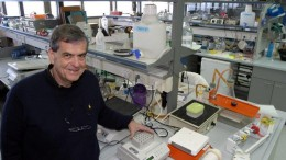 ENTREVISTA AL DR. AARON CIECHANOVER, PREMIO NOBEL DE QUÍMICA EN EL 2004 POR DESCUBRIMIENTO DE LA UBIQUITINA