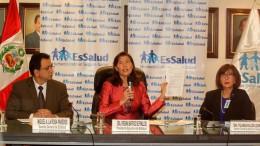 PRESIDENTA EJECUTIVA DE ESSALUD SOLICITÓ INGRESO DE CONTRALORÍA EN HOSPITAL ALMENARA Y SEPARÓ AL JEFE DEL SERVICIO DE UROLOGÍA A CARGO DEL CASO SHIRLEY MELENDEZ