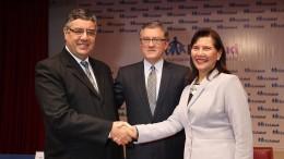 El Poder Ejecutivo designó a Gabriel del Castillo Mory mediante una resolución suprema publicada en las normas legales del diario oficial El Peruano.