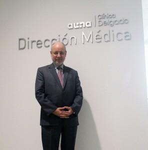 Dr. Rafael Doig, Director Médico de la Clínica Delgado